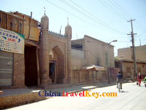 Photo of Kashi Old Town