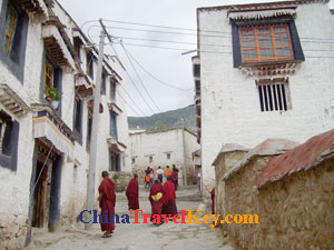 photo of Lhasa Drepung Monastery