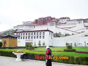 photo of Lhasa Potala Palace