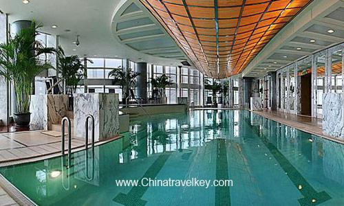 Grand hyatt hotel shanghai photo for Grand hyatt beijing swimming pool