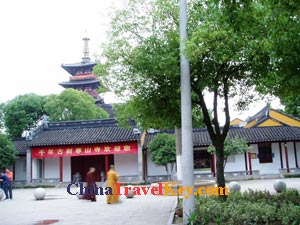 photo of Suzhou Hanshan Temple