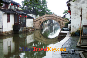 photo of Zhouzhuang Old Town